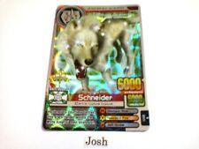 Animal Kaiser Original Evolution Evo Version Ver 8 Silver Card (A071: Schneider)