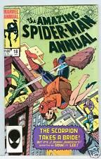 Amazing Spider-Man Annual #18 NM- 1984