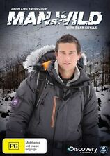 Man Vs Wild - Gruelling Endurance : Season 5 : Collection 2 (DVD, 2012, 2-Disc S