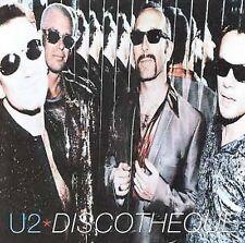 Discothèque [Maxi Single] by U2 (CD, Feb-1997, Island (Label))