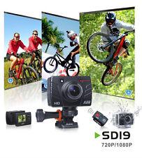 AEE Magicam SD19 HD Waterproof Action Sports Digital Camera w/Display