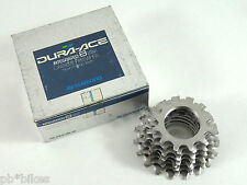 Shimano Dura Ace cassette 7400 12-19 SIS 8 Speed Vintage racing Bicycle NOS