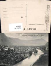 619994,Interlaken Unterseen Thunersee u. Niessen Niesen