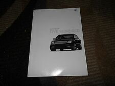 2006 FORD FIVE HUNDRED 500 FACTORY ORIGINAL OWNERS OPERATORS MANUAL GUIDE
