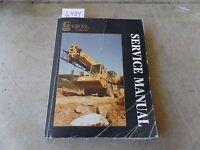 Grove RT700 Crane Service Maintenance Manual Manual VOL 2 July 1985