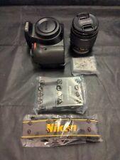 Nikon D3400 18-55mm VR Lens Kit DSLR Camera - Black, #3029302