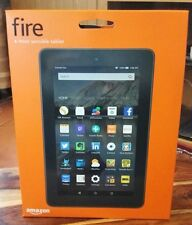 "NEW AMAZON KINDLE FIRE TABLET 8GB WIFI 7"" LatestModel IPS Front/Rear Camera"