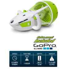 SeaDoo AquaRanger SeaScooter Scooter Electric Waterproof Green Go-Pro SD95001M