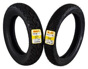 Dunlop D404 130//90-15 66p Tubed Rear Tyre Honda Ca 125 Rebel 1998 for sale online