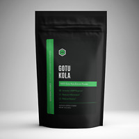 Gotu Kola Extract Powder (50g) High Quality Organic Extract - Nootropic Source