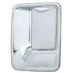 COAST2COAST CCIDH68116B Ford Super Duty Chrome Door Handle Covers 4 Door