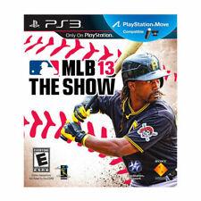MLB 13 The Show PS3 (USA)