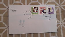 2006 Canada- Christmas Cards- Fdc Stamps
