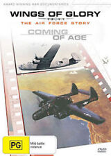 Wing Of Glory The Air Force Story Coming Of Age (DVD) *BRAND NEW*