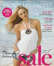 Candice Swanepoel Victoria's Secret The Semi-Annual Clothing Sale 2010 VOL. 1