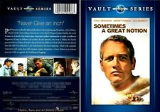 Sometimes a Great Notion ~ New DVD ~ Paul Newman, Lee Remick (1970)