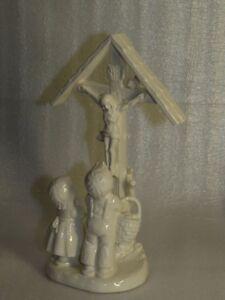 ww Hummel Figur 448 in Weiß. Seltene Figur für Hummel Sammler.