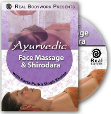 Ayurvedic Face Massage & Shirodara on DVD