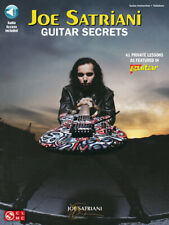 JOE SATRIANI GUITAR TAB / TABLATURE  / **BRAND NEW** /  GUITAR SECRET / SONGBOOK