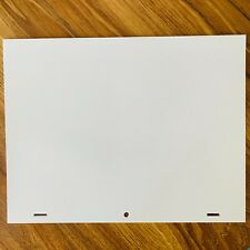 Acme Punched Animation Paper + Acme Peg Bar 1000 sheets 10f US Letter FREE SHIP