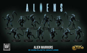 Aliens Another Glorious Day In The Corps Warriors Expansion New Board Game UK