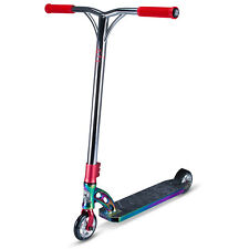 Madd Gear MGP VX7 Team LE Scooter Neochrome/Red, NEW 2018. Oil Slick/Jet Fuel