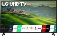 "LG 55"" inch 4K LED Smart TV HDR 3 HDMI Ultra HD 2160P UM6910"
