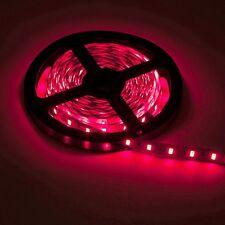 5M 300Leds 5630 RED Super Bright LED Strip SMD Light Non-Waterproof 12V DC US