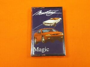 1964-1994  Mustang, 30th Anniversary, Ford Cassette Tape,F4ZF-19A197-AA