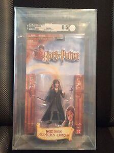 Hermione Granger Harry Potter 2002 Chamber Of Secrets Rare AFA 8.5 Mattel Figure