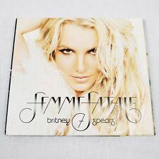Femme Fatale Digipak by Britney Spears CD 2011