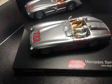 Carrera Mercedes Benz 300 Slr, Mille Miglia 1955 Slot Car 1/32, 12-31-2022