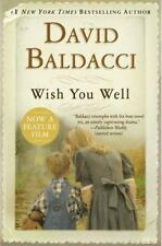 Wish You Well by David Baldacci (2007, trade paper**bargain priced**free shippin