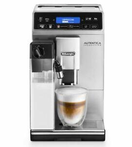 DE'LONGHI Kaffeevollautomat AUTENTICA Cappuccino ETAM29.660.SB LatteCrema System