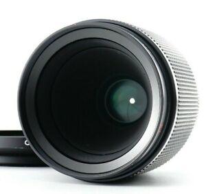 N,MINT CONTAX Carl zeiss T S-Planar 60mm f/2.8 AEG w/ METAL HOOD 3 From JAPAN