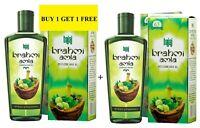 Bajaj Brahmi Amla 100%  Ayurvedic Hair Oil - 50 ML | BUY 1 GET 1 FREE