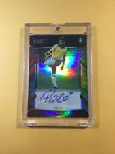 PELE 2017 PANINI SELECT PRIZM HISTORIC SIGNATURES AUTO LIMITED EDITION 11/15