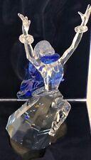 "Swaroski Crystal Figurine ""Magic Of Dance"" Isadora 2002 Excellent"