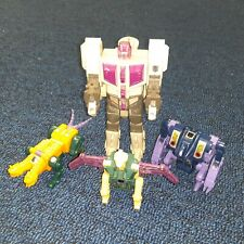 Vintage G1 Transformers terrorcons lot