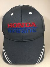 HONDA MARINE LIGHTWEIGHT BASEBALL CAP HAT STRAP-BACK OSFM