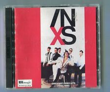 INXS 2 CD CD-ROM Greatest Video Hits 1980 - 1990 # OPCR - 2001 MPEG