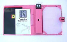 Periscope Leather Cover Kindle/Nook & iPad Mini + Light/Notepad Nib/Nwt