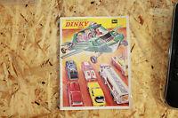 Dinky Toys Katalog No. 5 von 1969 in englischer Sprache