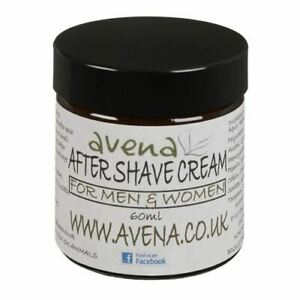 Aftershave Cream Soothing Moisturising Unisex Lotion Natutal Essential Oil