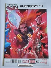 The Avengers  #31 (2013 5th Series) High Grade Collectible Comic Book MARVEL!
