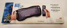 Remotepoint RF Combo Keyboard and RF Remote Control VP6241R