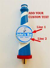 Lighthouse Light House Beer Tap Handle Kegerator Bar Draft Faucet Knob Sign