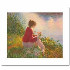 Silent Reflections by DON HATFIELD  CANVAS #45/95 Sold Out COA