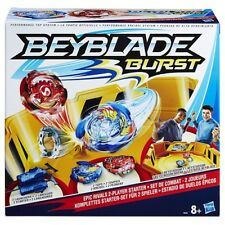 Hasbro Starterset »beyblade Bey Epic Rivals Battle Set«