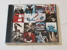 Achtung Baby by U2 CD Oct-1991 Island Records Zoo Station Even Better Than The R